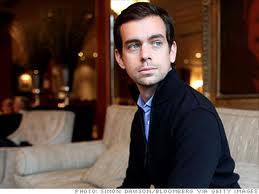 Jack Dorsey twitter founder square ceo