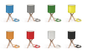 Izmade, Margherita, colors, sustainable lamp